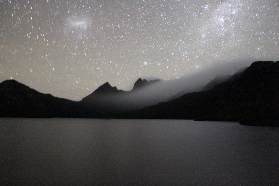Cradle Mountain night sky.-10612642_10154464195450537_729737199918310051_n.jpg