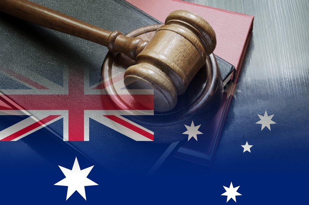 Australia Flag Law