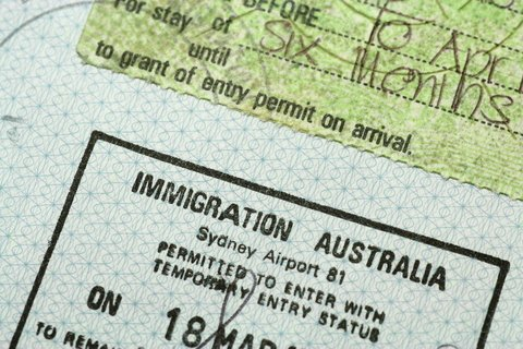 Union backs 457 visa programme changes