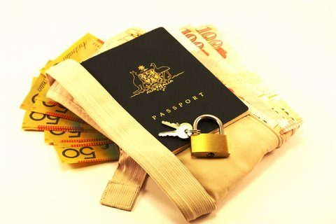 Dont lose your Australian Passport!