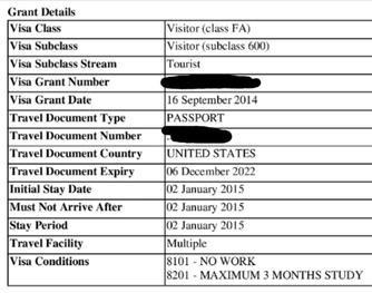 Australian Visitor Visa E Application Form on canada immigration application form, australian tourist visa form, example application form, citizenship application form, green card application form, australian student visa,