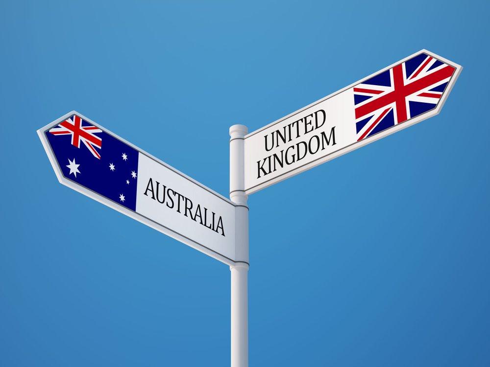 United Kingdom Australia